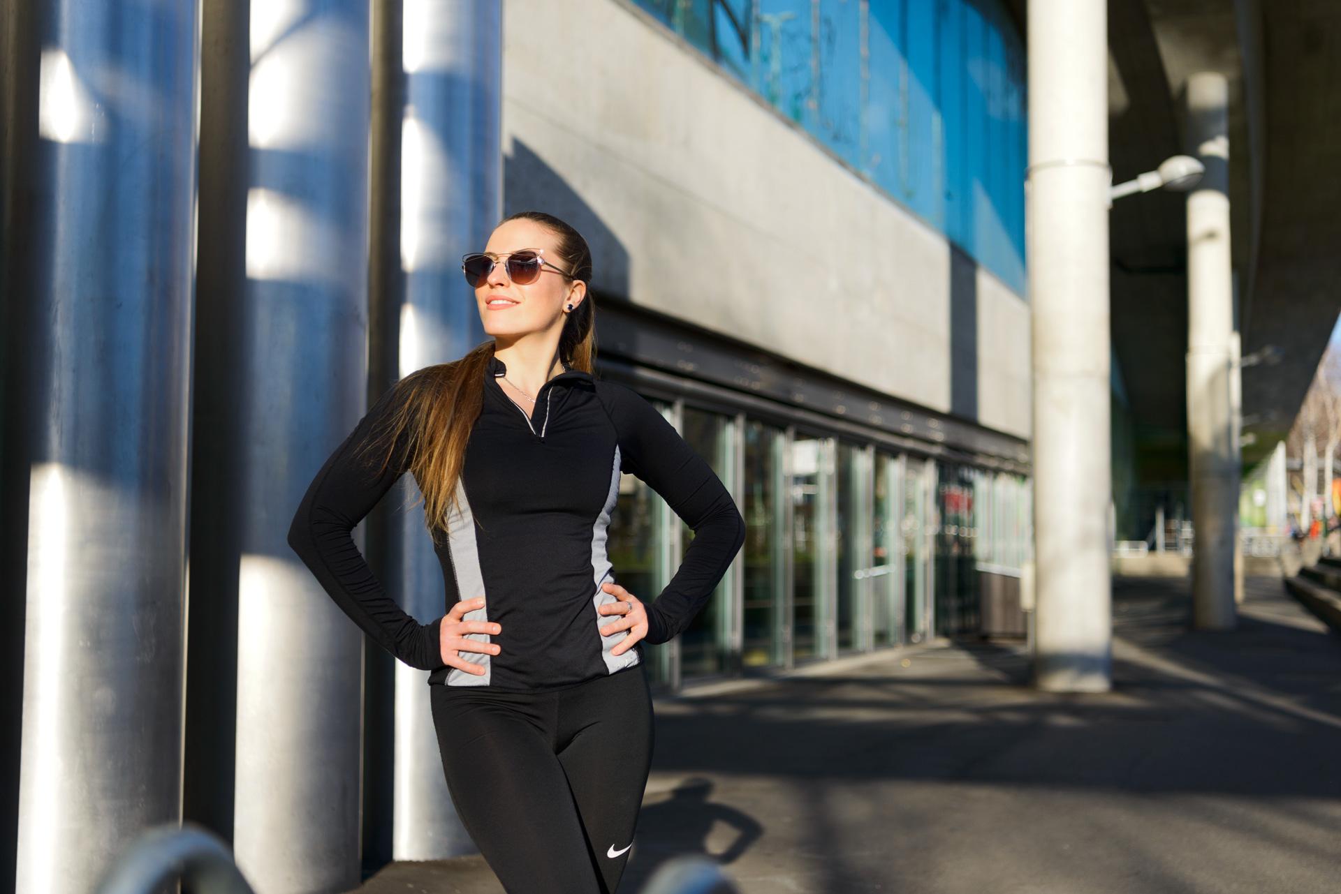 Celestina Gattas Training Basel