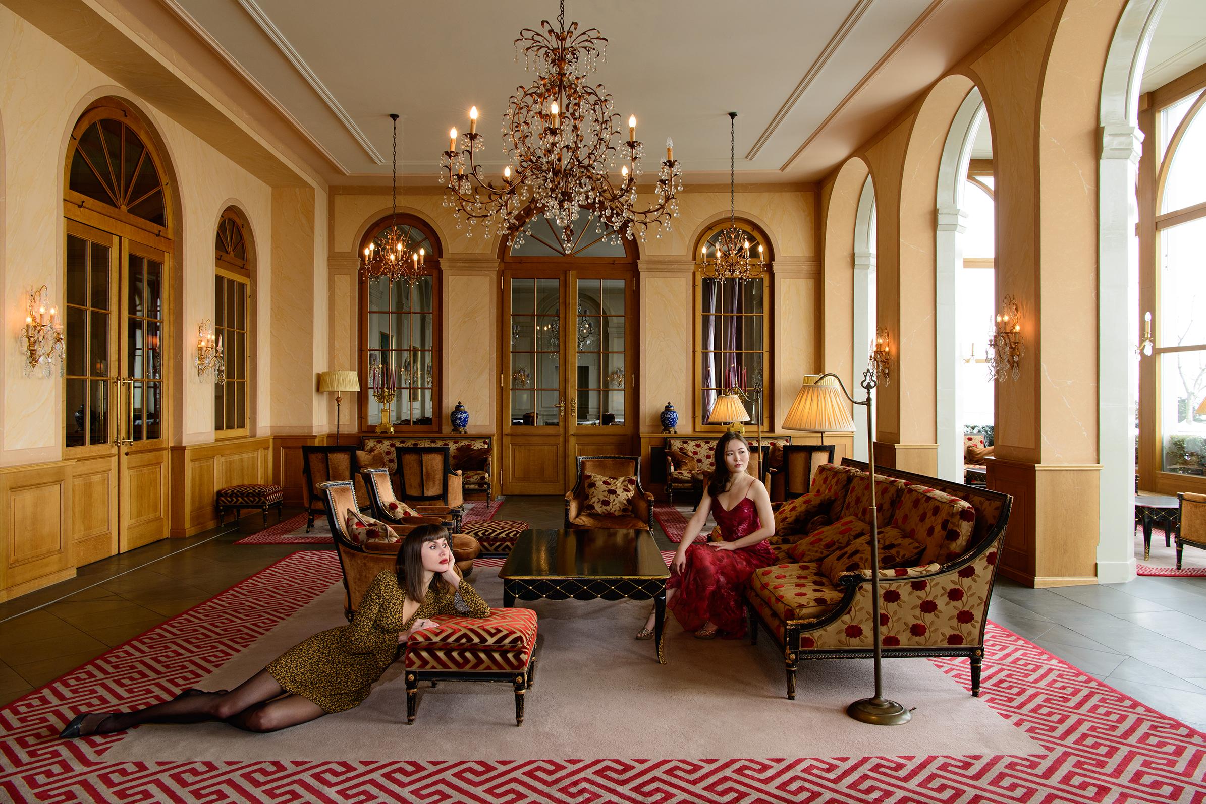 Hotel Les Trois Rois Basel